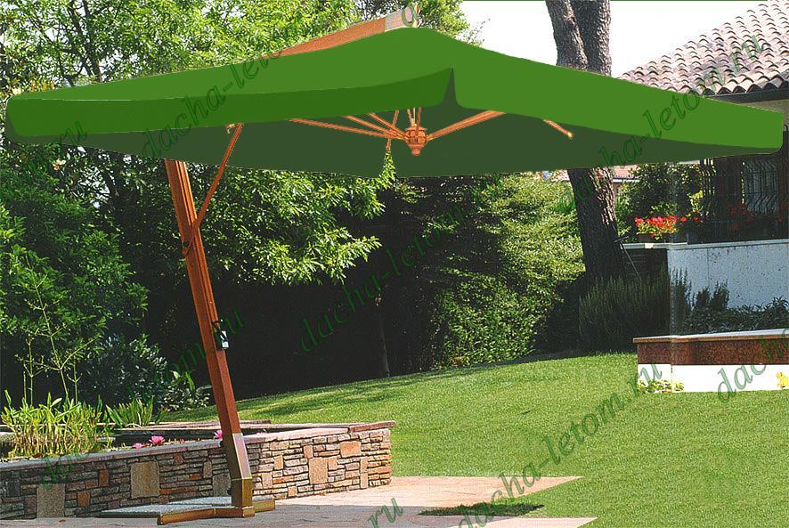 Как сделать зонтик для дачи 199