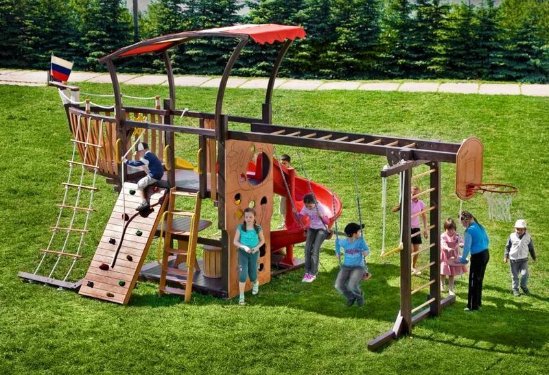 Как сделать игровой комплекс для ребенка - Mobile-health.ru